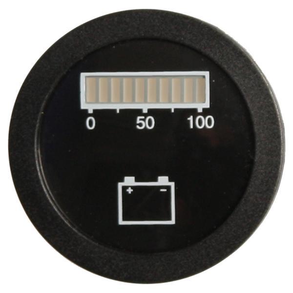 Batteri indikator 12v