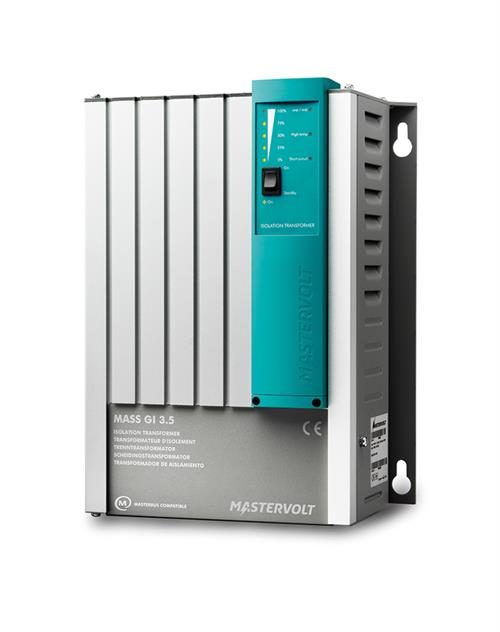 GI 3,5 Kw transformer m/softst.IP23.