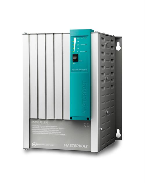 GI 7,0 Kw transformer m/softst.IP23.