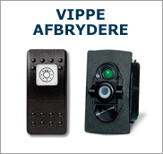 Vippe afbrydere